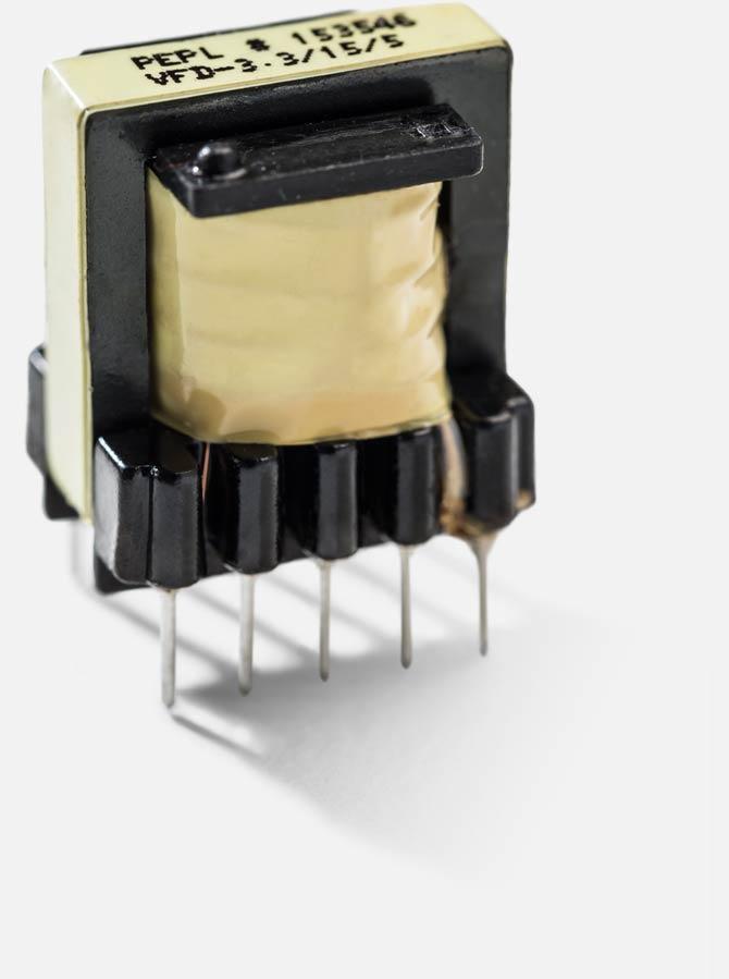 EE1605/ 10Pins / Vertical